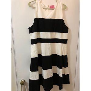 kate spade classic striped dress